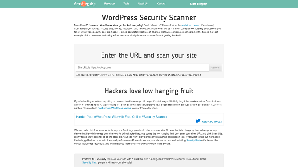 8 Best Free WordPress Security Scanners – You Ought to Know About
